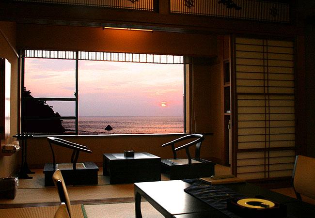 堂ヶ島清流 海側標準客室